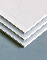 Гипсоволокнистый лист (ГВЛ) водостойкий (прямая кромка) Knauf 2500х1200х10 мм