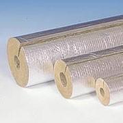 Цилиндры минераловатные PAROC Section AluCoat