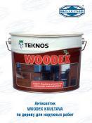 Антисептик WOODEX CLASSIC для наружных работ 9л база РМ3