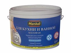 Marshall для кухни и ванной