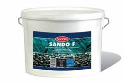 Dulux Sando F -Глубокоматовая краска для фасадных и цокольных поверхностей