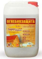 Огнебиозащита SuperHaus, канистра 20л