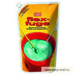 Добавка в затирку для плитки, жидкая Lugato (Люгато) flex-fuge