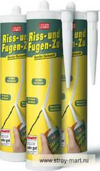 Акриловый герметик высокого качества Lugato (Люгато) Riss-und Fugen-zu