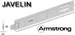 Профиль для подвесного потолка Javelin 0.6м Армстронг, Германия