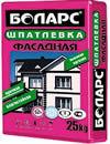 БОЛАРС Фасадная (белая) 25кг