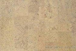 Пробковые полы Corkart 10 мм, замковые СK 384 W